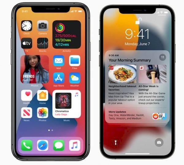 Apple não forçará os usuários a atualizar para o iOS 15