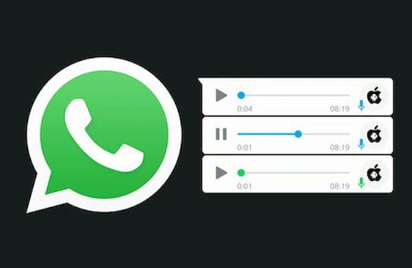 Beta do WhatsApp para Android traz nota de voz com uma nova aparência