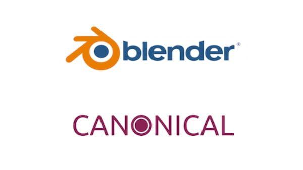 Canonical dará suporte ao Blender para o mercado corporativo