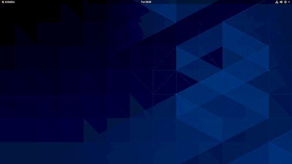 CentOS 8.4.2105 com base no Red Hat Enterprise Linux 8.4