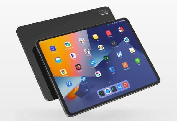 Começou o financiamento coletivo para o tablet JingPad A1 Linux