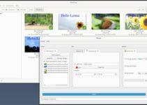 Como instalar o conversor de imagens Lenna no Linux via Snap