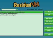 Como instalar o interpretador de jogos 3D ResidualVM no Linux via Snap