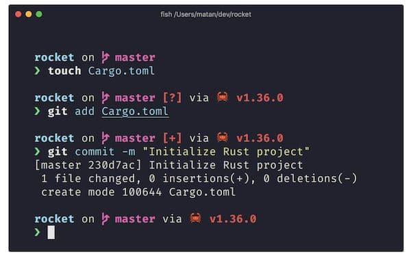 Como instalar o prompt minimalista starship no Linux via Snap