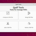 Como instalar o utilitário QPDF Tools No Ubuntu, Mint e derivados