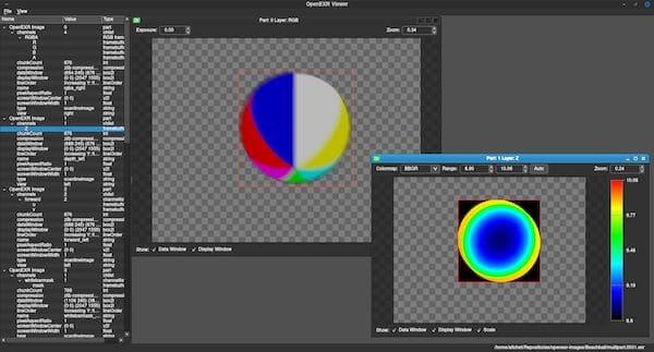 Como instalar o visualizador OpenEXR Viewer no Linux via Snap