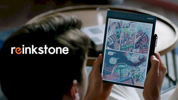 eReader com tela colorida ePaper, o Reinkstone R1 chegou ao Kickstarter