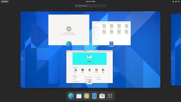 GNOME 40.2 lançado com melhor suporte para Flatpak e mais