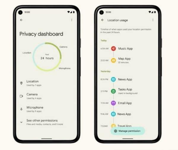 Google Android 12 beta 2 traz novos recursos de privacidade e mais