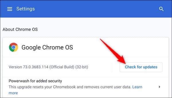 Ciclo de lançamento do Chrome OS terá novas mudanças ousadas