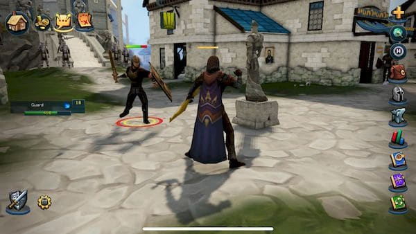 Jogo RuneScape finalmente foi lançado no iOS e Android