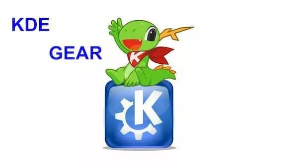 KDE Gear 21.04.2 lançado com mais de 80 correções de bugs