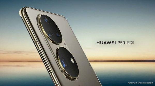 Lançamento do Huawei P50 não será mais adiado
