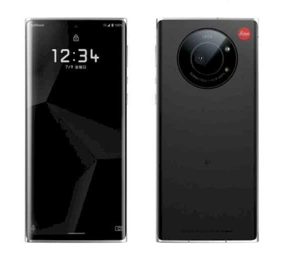 Leica lançou seu primeiro smartphone no Japão, o Leica Leitz Phone 1