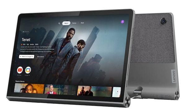 Lenovo Tab 11 e Tab P11 Plus chegarão em agosto por US$ 260 ou mais