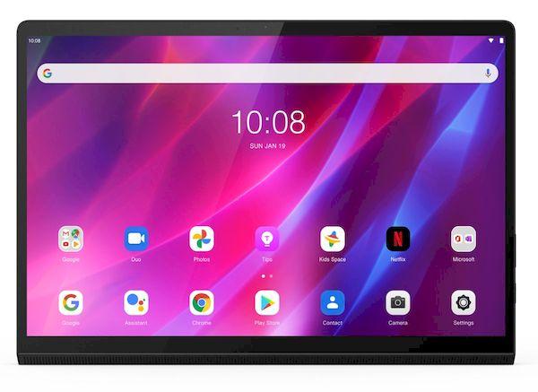 Lenovo Yoga Tab 13, um tablet Android com uma entrada HDMI