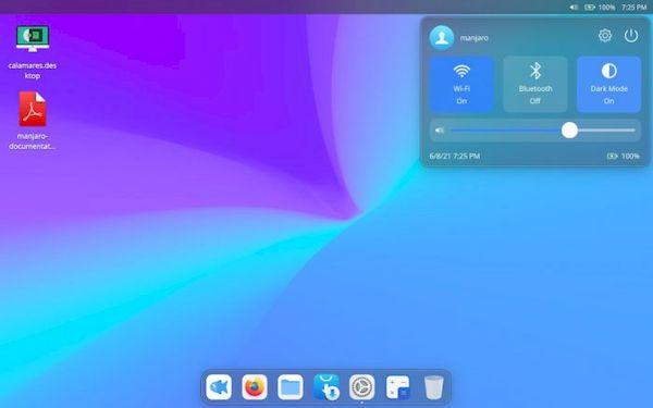 Manjaro Cutefish Edition, um Linux com um design semelhante ao macOS