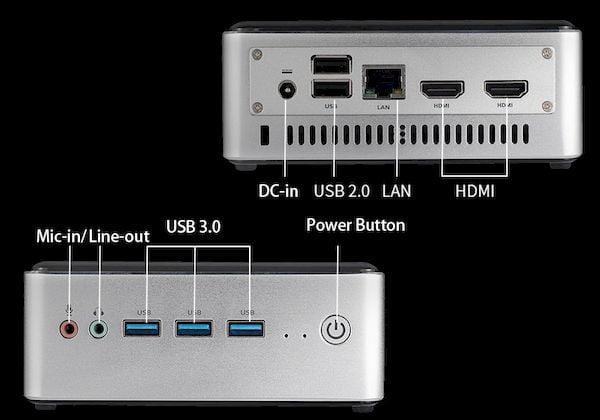 Mini PC com chips AMD de baixo consumo é vendido por US$ 250 ou mais