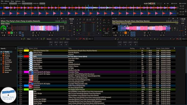 Mixxx 2.3 lançado com novo skin padrão, novos codecs e muito mais