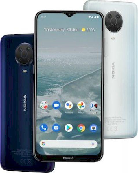 Nokia G20, um smartphone barato que receberá atualizações até 2024