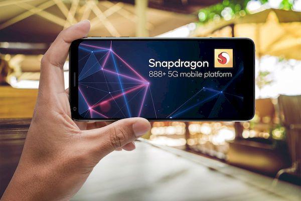 Qualcomm Snapdragon 888+ aumenta o desempenho da CPU e IA