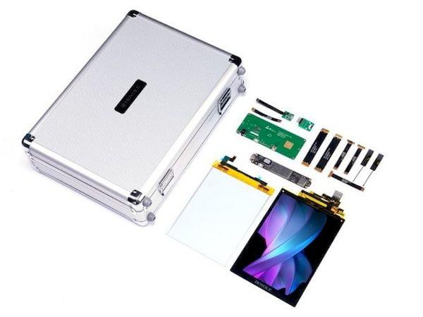 Royole RoKit, um kit de desenvolvimento de tela flexível por US$ 959