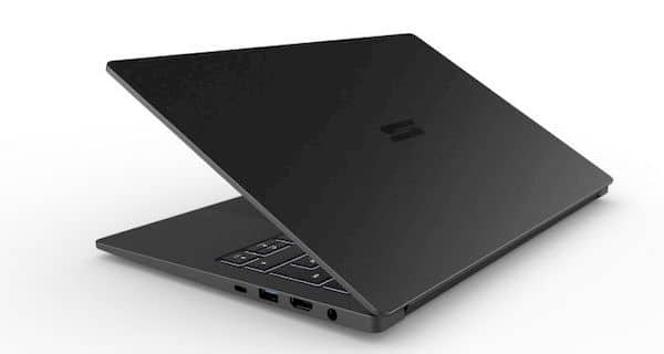 Schenker Vision 14, um laptop semelhante ao Tuxedo Infinity Book Pro
