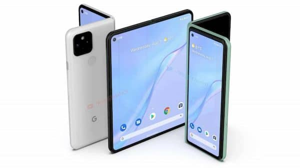 Telefone dobrável do Google chegará no final de 2021