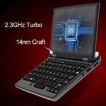 """Topton L4, um mini laptop com tela de 7"""" e 8 GB de RAM por US$ 299"""