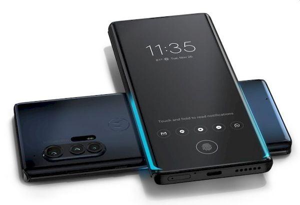 Vazaram os detalhes da linha de smartphones Motorola Edge de última geração