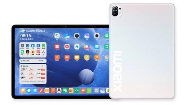 Xiaomi Mi Pad série 5 usará apenas um processador