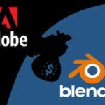 Adobe agora é Corporate Gold Member do Blender Development Fund