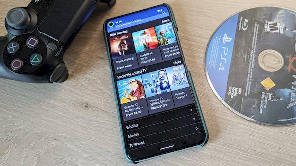 App PlayStation Video não pode mais transmitir para o Chromecast