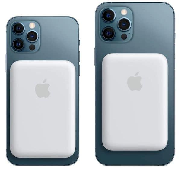 Apple lançou o MagSafe Battery Pack para iPhone 12