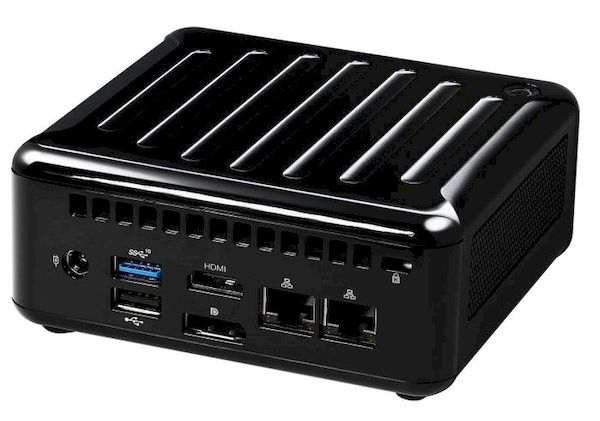 ASRock lançou uma linha de mini PCs com chips Intel Elkhart Lake