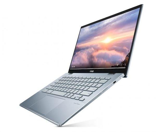 Asus Chromebook Flip CX5400, um conversível premium sem ventoinha com Intel Core i7-1160G7
