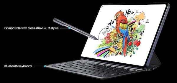 """Chuwi HiPad Pro, um tablet de 10.8"""" com Snapdragon 662 e 4G LTE"""