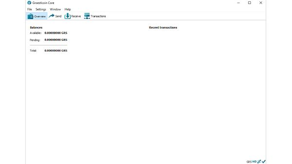 Como instalar o cliente Groestlcoin Groestlcoin Core no Linux via Flatpak
