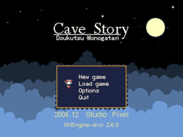 Como instalar o clone do jogo Cave Story NXEngine Evo no Linux
