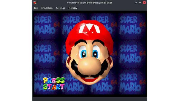 Como instalar o Emulador Nintendo 64 m64p no Linux via Flatpak