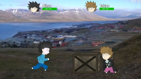 Como instalar o jogo de luta Hikou no mizu no Linux via Flatpak