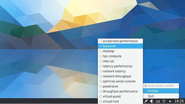 Como instalar o utilitário Tuned Switcher no Linux via Flatpak