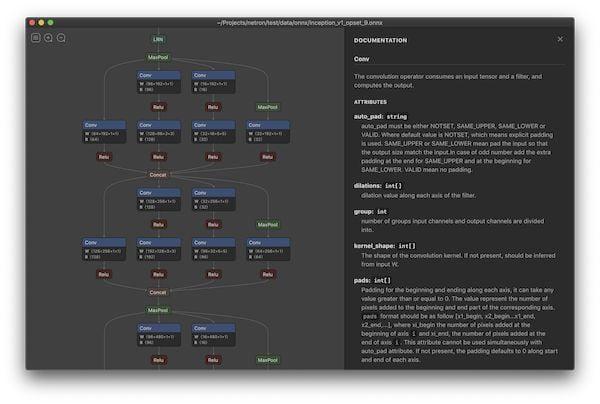 Como instalar o visualizador de redes neurais Netron no Linux via Snap
