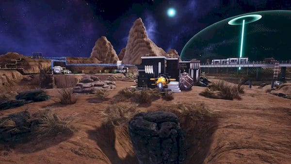 Conheça o Astro Colony, um novo game de colonização do espaço