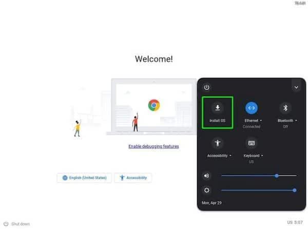 Google está tornando mais fácil transformar qualquer laptop em um Chromebook com Chromium OS