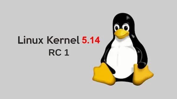 kernel 5.14 RC lançado com grandes mudanças no hardware da GPU AMD