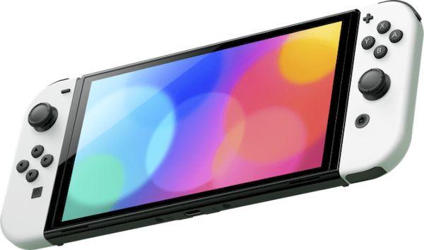 Nintendo Switch OLED lançado e chegará em outubro por 350 dólares
