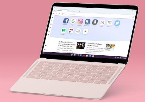 Opera quer que você instale seu navegador web em Chromebooks