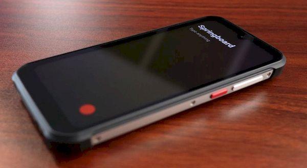 Phone X disponível para pré-encomenda com Ubuntu Touch ou Android
