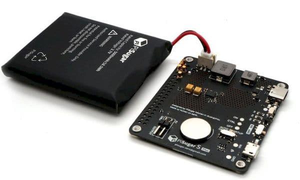 PiSugar leva bateria para dispositivos Raspberry Pi por menos de US$ 30